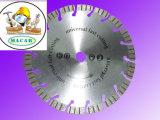 Blad van de Zaag van de Diamant van Arix het Laser Gelaste voor Concreet/Steen/Marmer
