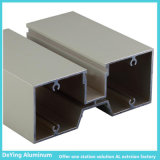 Aluminiium Fabrik-ausgezeichnetes Oberflächenbehandlung-industrielles Aluminiumprofil