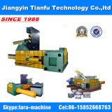 Pressa per balle idraulica automatica orizzontale dello spreco del metallo Y81t-3150