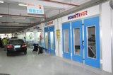 Cabine industrielle de peinture et cabine de traitement au four à vendre
