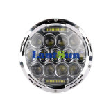 75W 7inch Jeep Wrangler LED Headlight