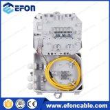 Im Freien 1*4 1*8 Faser-Optikanschlußkästen des PLC-Teiler-FTTH (FDB-012E)