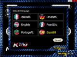 Инструмент ECU мастерской k бирки Ktag программируя отсутствие языков обломока 6 ECU K-Бирки знаков внимания лимитированных