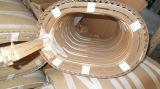 El Papel de Cable de Teléfono Cubrió el Alambre de Aluminio Aislado
