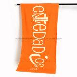 ブランド広告の昇進のための習慣によって印刷されるMicrofiberまたは綿のビーチタオル