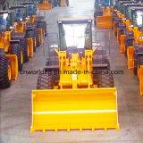 중국 5t Front End Wheel Loader W156