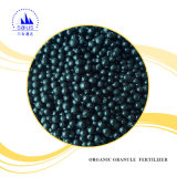 Granulado do fertilizante orgânico microbiano