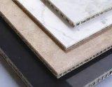 Painéis de pedra de pouco peso do composto do favo de mel