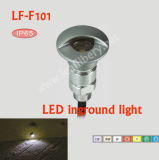 LF-F101, 12V IP67, 316 Roestvrij staal Waterproof LED Deck Light, Outdoor LED Floor Light