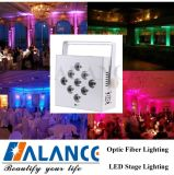 lugar Uplighting de la boda de 9X10W RGBW 4in1 LED
