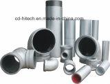 Pipe en acier galvanisée pour l'eau Consumption/OEM/ODM