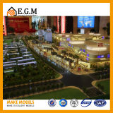 상업적인 건물 모형 또는 프로젝트 건물 모형 /Exhibition 모형 장면 모형