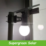 Luz solar completa impermeável do jardim da esfera de 8W 12W