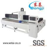 Machine en verre triaxiale horizontale de bordure de forme