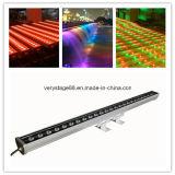 24 luzes da dança do disco da arruela da parede do diodo emissor de luz das partes 10W (LWB-4-2410)