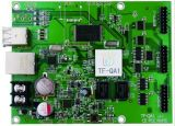 Tarjeta de control video a todo color asincrónica del TF LED