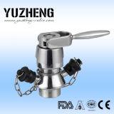 Yuzheng 상표 음식 종류 견본 벨브 제조자