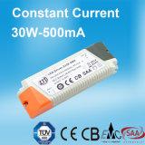 500mA 30W LED Stromversorgung mit TUV-Cer CB SAA