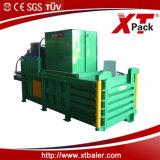 Più piccola macchina idraulica semi automatica della pressa per balle della Cina Xtpack