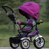 高品質の赤ん坊の三輪車は三輪車をからかう