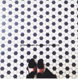 Mosaico de cerámica rústico 2016 con los pequeños hexágonos exquisitos (CEA01)