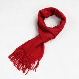 Homens vermelhos e lenço geral CD20cl da caxemira das mulheres