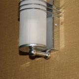 Опаловый белый стеклянный крытый уход за больным Incandesent вверх по светильнику стены