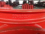 Sella di Hottap per il tubo H700X400, T di spillatura del ferro
