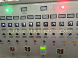Taiwan-Qualitätshochgeschwindigkeitsdurchgebrannter Strangpresßling-Film-Maschinen-Minipreis