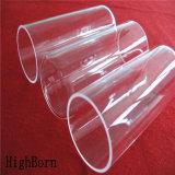 透過無水ケイ酸のガラス管を熱する高い純度