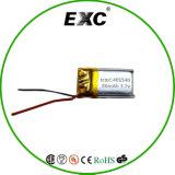 402025 batterie de 3.7V 150mAh Lipo pour le casque de Bluetooth