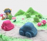 Het onderwijs Speelgoed van het Zand DIY van de Bouwsteen van de Gift van Jonge geitjes Magische Kinetische