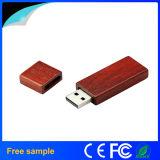 De milieuvriendelijke Biologisch afbreekbare Houten Aandrijving van de Flits van de Rechthoek USB