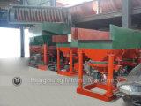 Машина джиггера Jiangxi Shicheng для титана Barite марганца утюга