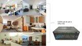 Hotel PBX Central Sistema Telefônico D256A até 256 Extensões com PBX do Sistema de Faturamento