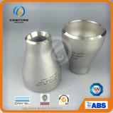 Escroquerie de réducteur d'acier inoxydable d'ASME B16.9. Ajustage de précision de pipe de solides solubles (KT0318)