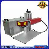 Machine portative d'inscription de laser de fibre pour l'ABS