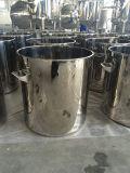 El tanque de almacenaje del acero inoxidable para el alimento/la industria farmacéutica