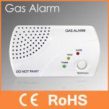 Detector de gas de la alarma de gas natural de Peasway con el relais hecho salir (PW-936ALR)