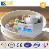 商業ステンレス鋼省エネの電気スープ鍋