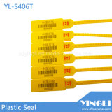 Selos plásticos apertados de travamento dobro da segurança da tração (YL-S406)