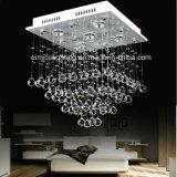 Candelabro de cristal moderno da iluminação do teto K9 para decorativo Home (Em1420)