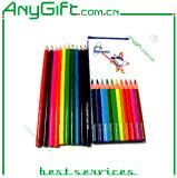 AG-Farben-Bleistift mit kundenspezifischem Firmenzeichen