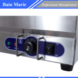 Réchauffeurs de nourriture de partie supérieure du comptoir/Bain électrique Marie Sb-2t