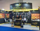panneau solaire cristallin mono approuvé de 40W TUV/CE/Mcs/IEC (ODA40-18-M)