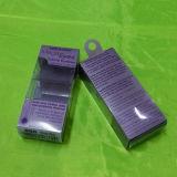 Kundenspezifischer Belüftung-faltender Kasten für Eyeliner-Bleistift mit UVdrucken