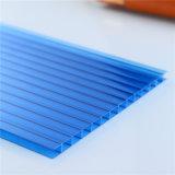 Transparentes Dach-Blatt Lexan Polycarbonat-Höhlung-Blatt