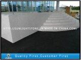 Het Bedekken van de Tuin van de Zaag van de Troep van het Graniet van de Steen van de parel Witte Plakken voor Betonmolen