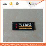 Étiquette personnalisée d'impression d'album à tissu estampée par collant de vêtement d'étiquette de vêtement