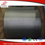 電気アルミニウム覆われた鋼線Acs